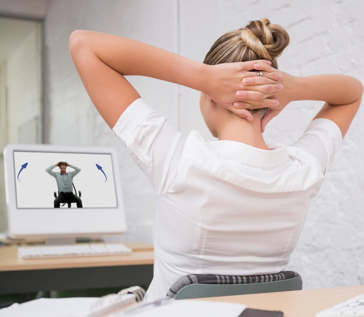 Digitale BGM-Plattform bietet Rückengesundheit am Arbeitsplatz