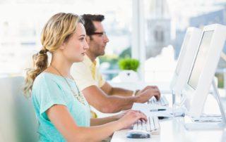 digitale Emotionserkennung hilft, Stress am Arbeitsplatz zu minimieren