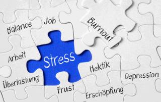 Stressbelastung deutscher Arbeitnehmer