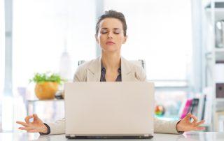 Meditation als Teil vom Stressmanagement