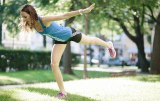 Sport im Freien